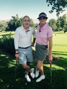Caitlyn Jenner Golf