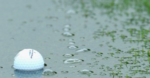 Reasons to play golf in the rain