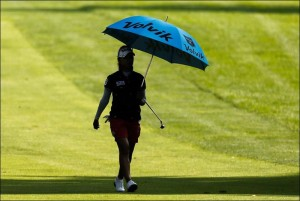 tips on golfing in the heat